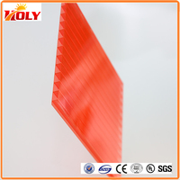 made in china manufacturer ram material for the polycarbonate blue roofing sheet