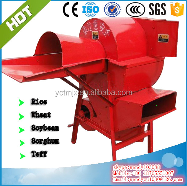 5TD series Multi crop thresher / Rice,Wheat,sorghum and soybean thresher