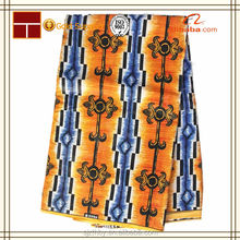 beautiful ladies holland african super deluxe wax cotton fabric