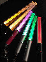 high quality acylic led blinking stick , factory supply led flashing stick for promotion,led glow sticks