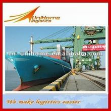 Lowest sea shipping from Shanghai to Singapore