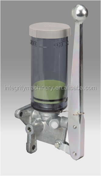 Manual type lubricating pump from IHI Japan SKA-214, IHI Lubricating system