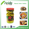 Kosher Certified Pickled Green Chilli Pepper Products Pepperoni Lombardi Banana