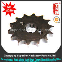 good performance motorcycle sprocket chain sets,professional custom link chain sprocket wheel,forging guangzhou motorcycle spare