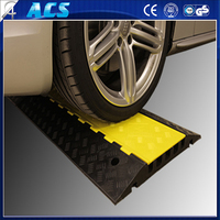Rubber Cable Protector Ramp/PVC Electric cable ramp/Plastic Electric Cable Covers