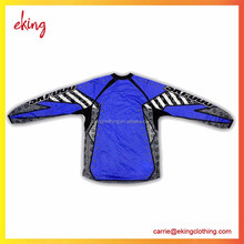 racing unisex hot sale BMX reversible motorcycle jersey/shirt