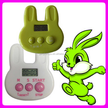 Self timer for kitchen countdown timer, Rabbit electrical timer