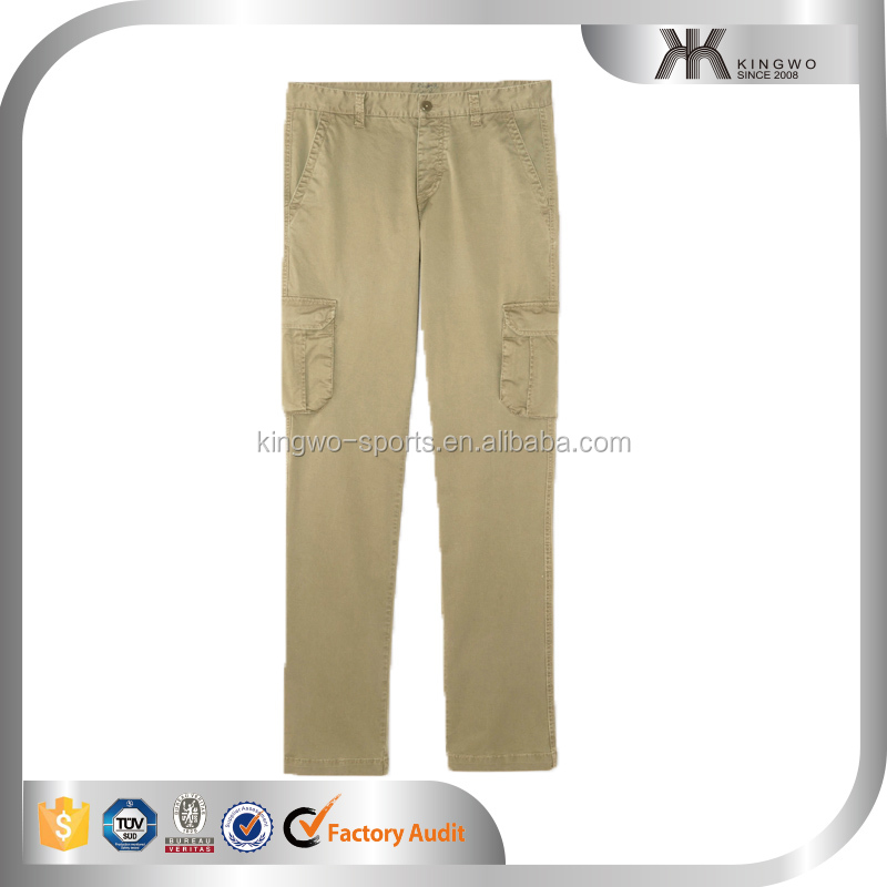 pantalon style mens designer cargo pants stylish khaki cargo pants