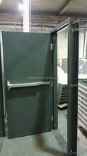 UL list 3 hours fire rated steel door