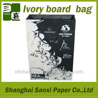 paperboard paper bag for home video game console paper bags wholesaler