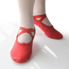 2015 new style-hot sale school girl dance shoes - ballet shoes performance dance wear