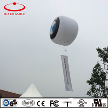 Large sales promotion advertising sky helium giant balloon