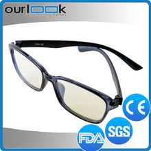 2016 New Stylish China Design Unisex Face Shape Short Sight Glasses