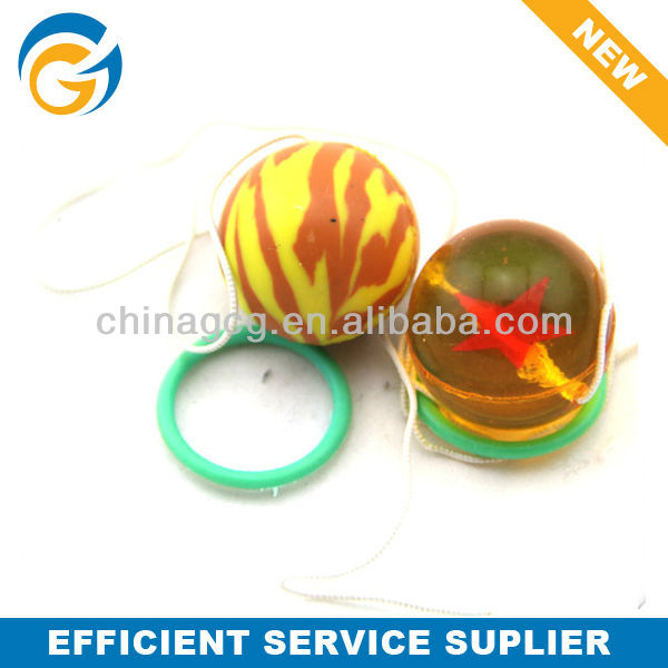 Wholesale Bouncy Ball with Handle Vending Machine Sell Bouncy Ball