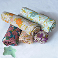 Fashion OEM service muslin swaddle 70% bamboo& 30%cotton baby blanket