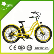Colorful 48V 500W electric bicycle india with Alumium frame