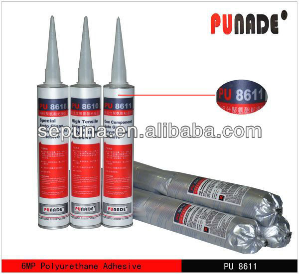 Hot Sales!! pu Polyurethane Auto Windshield Car Body adhesive Sealant