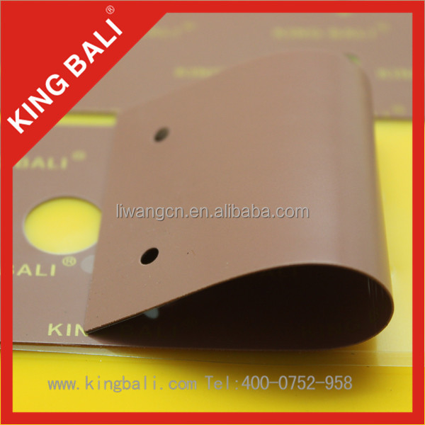 Soft and flexible thermal conductive silicone pad/ thermal pad