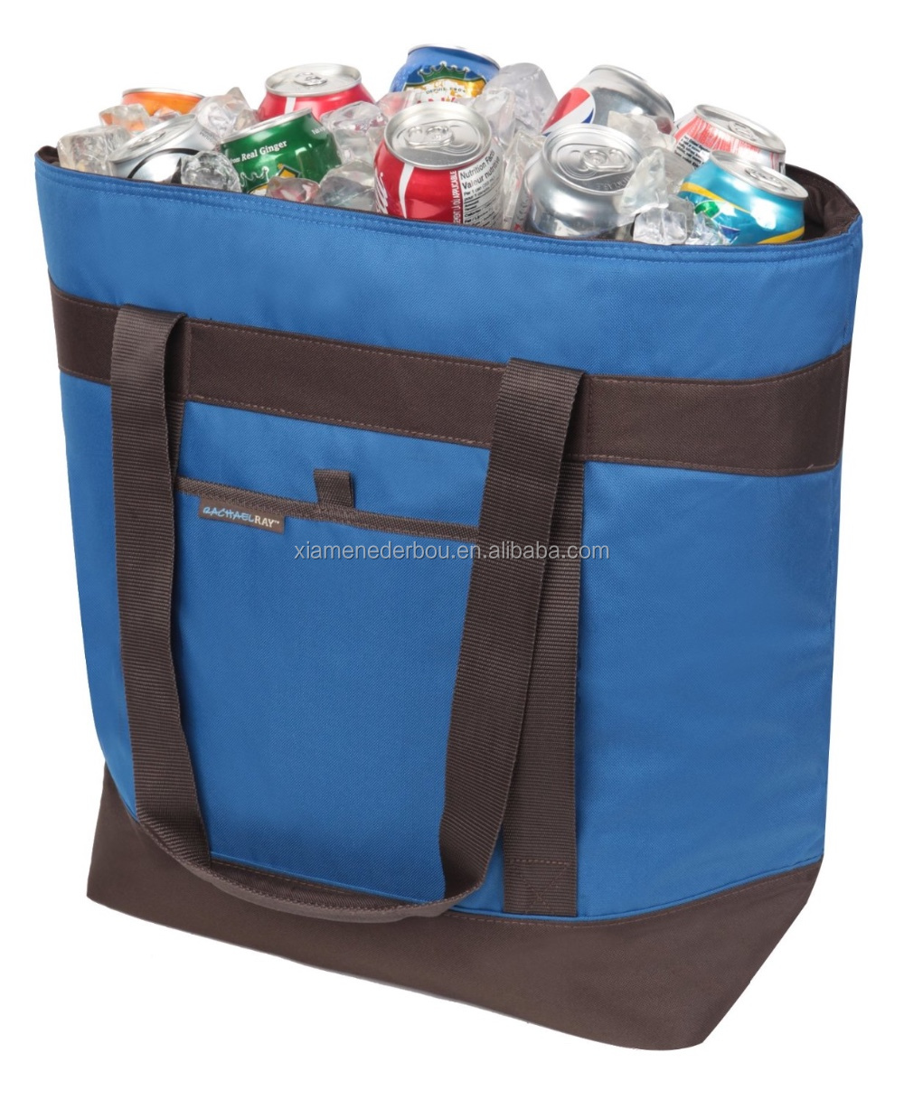 Rachael Ray Jumbo ChillOut Thermal Tote, Blue