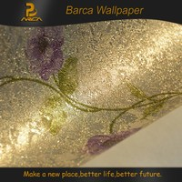 3d designer decorative foil elegant durable wallpaper