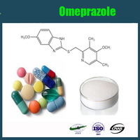 High Purity omeprazole 73590-58-6 in bulk supply