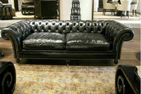 High Quality Europe Modern Leather Sofas Living Room Furniture