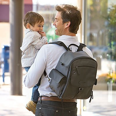 Messenger Backpack Baby Diaper Bag