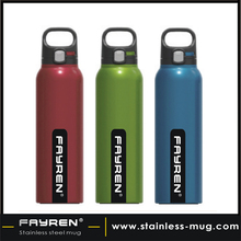 Double Wall Insulated Stainless Steel Sports Water Bottle Vacuum Thermo bottle