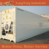 Brand new 40HC carrier refrigerated shipping container for sale