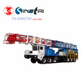 API 4F China Origin 80t 450hp truck-mounted workover rig