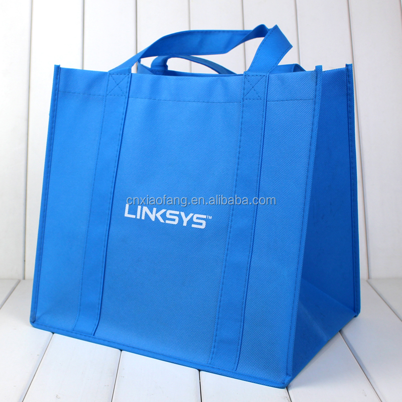 Recycle tote bags non woven