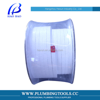 HAOBAO HXYF02 White PTFE Gland Packing for pump seal made in China