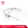 newest eyewear comfortable smart android Bluetooth /WIFI smart glasses cloud 1
