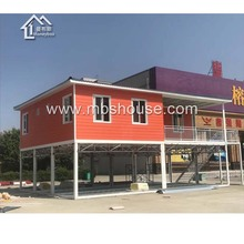 Guangzhou Prefabricated Modular House in Philippines