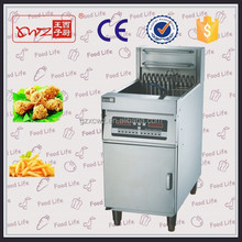 60L manufacturer deep fryer chicken wings machine cost a low price