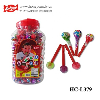 Mini Confectionery Whistle Lollipop