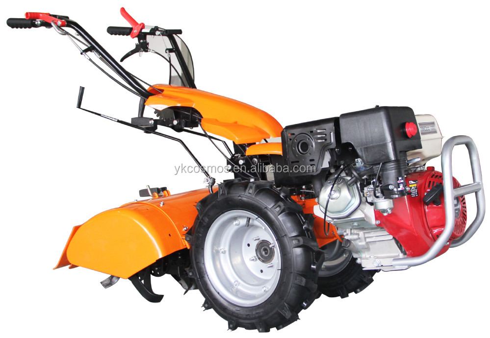 Two Wheel Tractor Attachments : Multi purpose two wheel walking tractor sickle bar mower