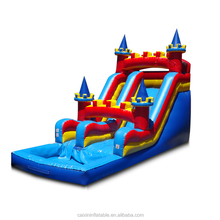 Gift For Kids Festival Inflatable new year Slide