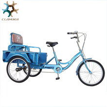 High quality cheap three wheel passenger tricycles