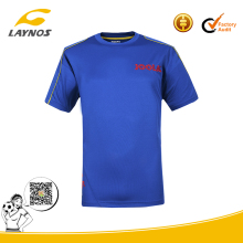 polyester meterial china made beautiful t-shirt
