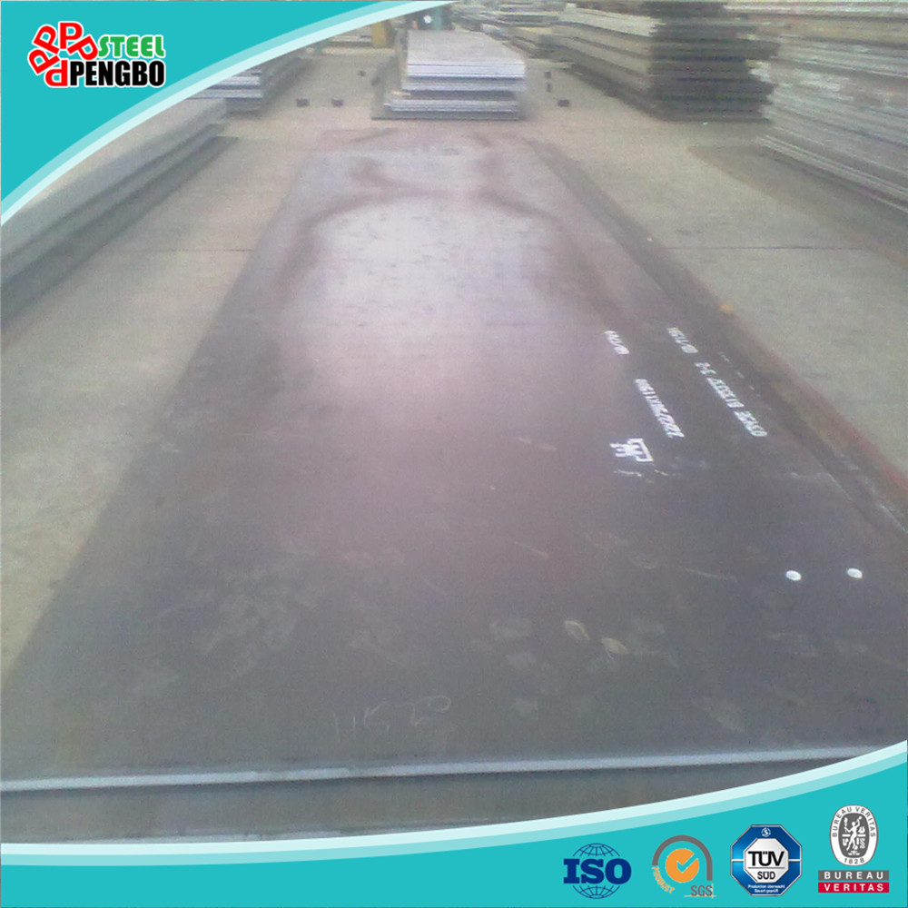 Factory price 25mm thick mild steel plate