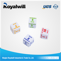 Fine appearance factory directly personalized leather dice cup of Royalwill