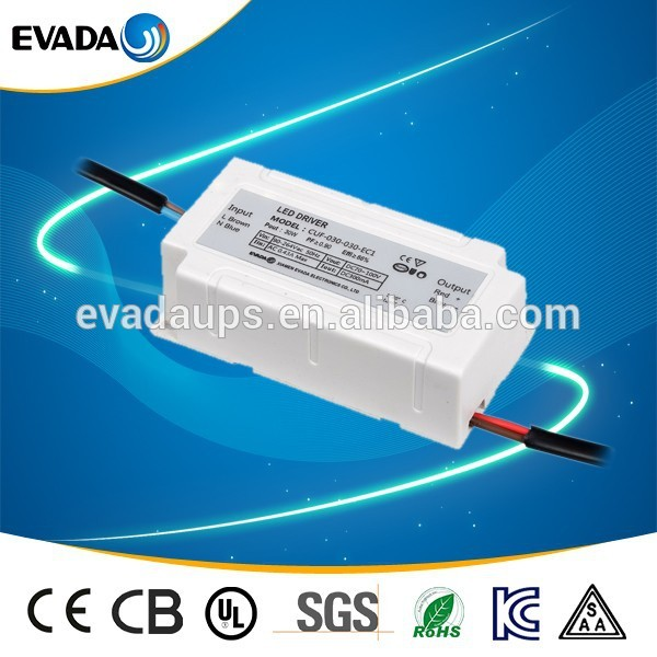 30w led light power supply 650ma constant current led driver ic