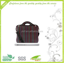 Printed waterproof laptop bag for man