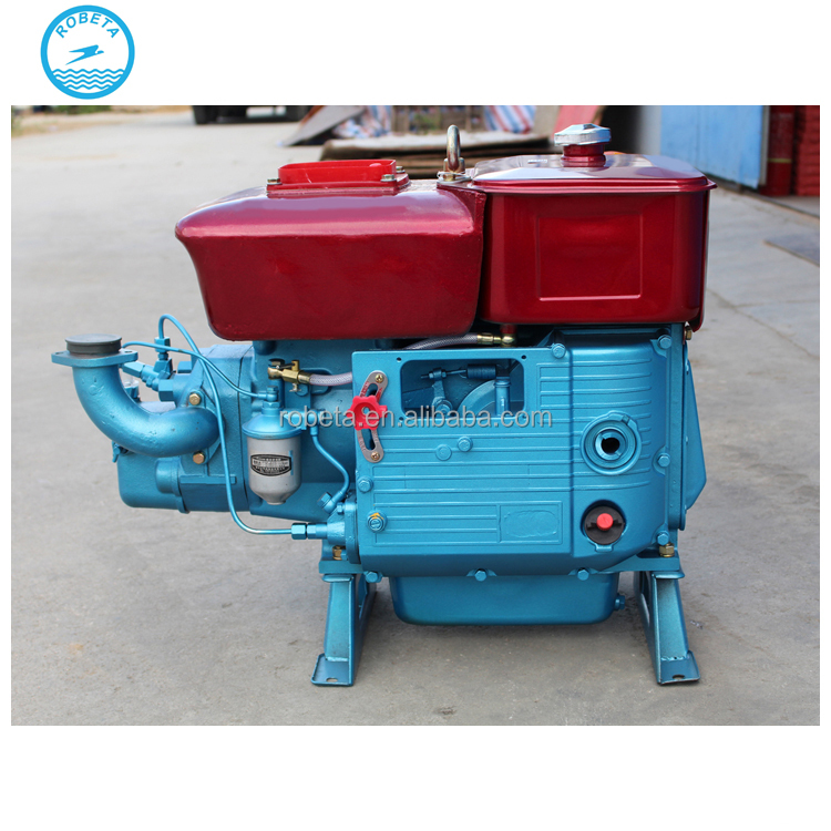 Motor engine 15 hp marine diesel engine tractor