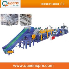 Waste Plastic Recycle Machine/PE PP Washing Line