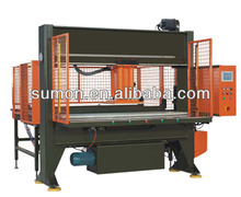 HSD/Q series automatic stepping feeding movable head type cutting machine