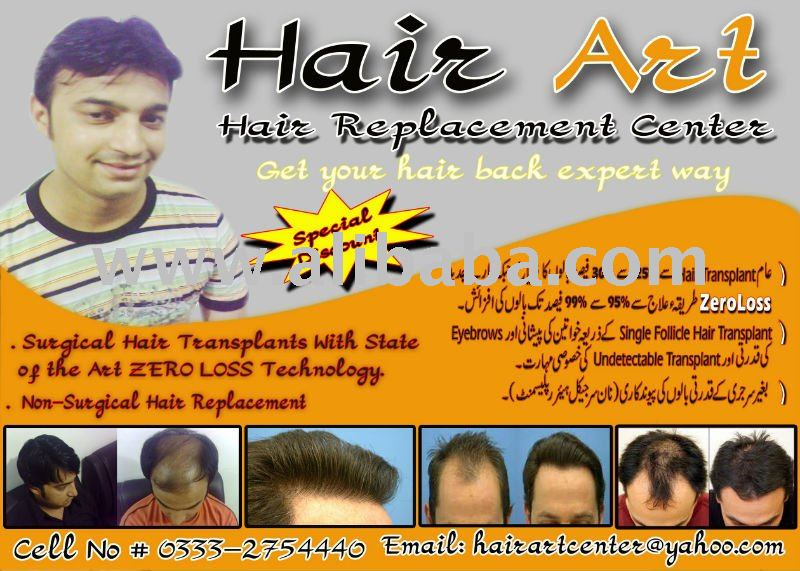 Hair Transplant & Hair Replacement