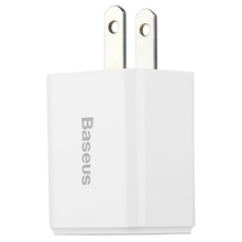 Baseus Smart Double USB Travel Charger 2A American Regulation Charger
