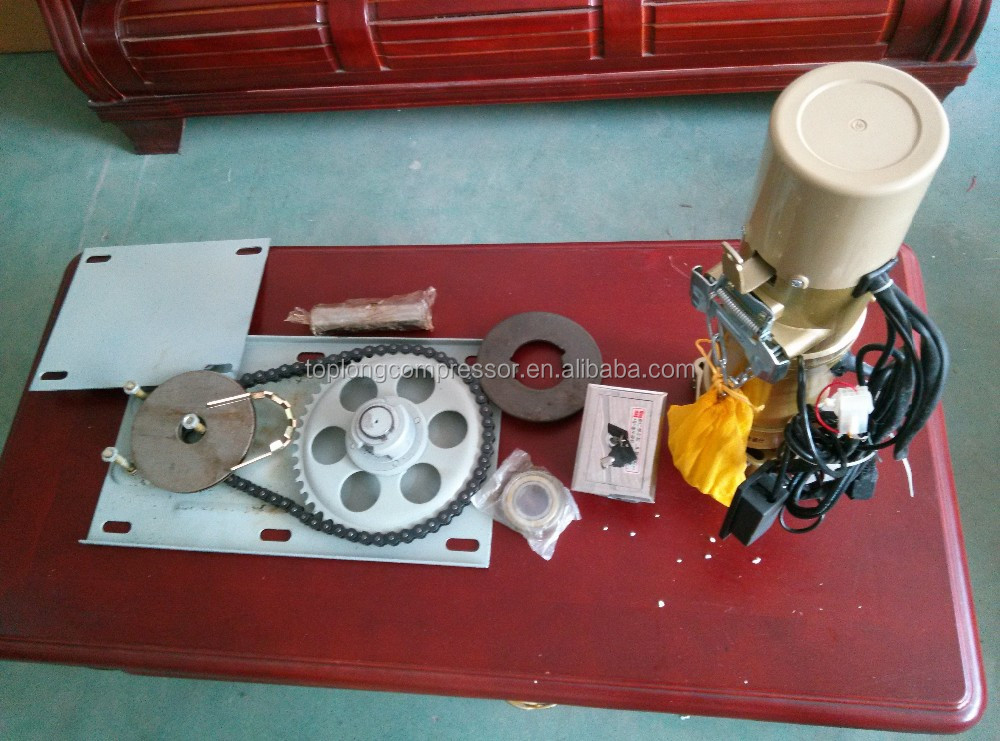 Roller Shutter Motor For 300 1500kgs Rolling Door Operator